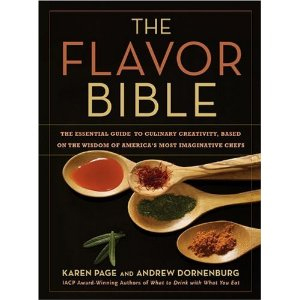 This book offers invaluable information on loads of ingredients and flavours.