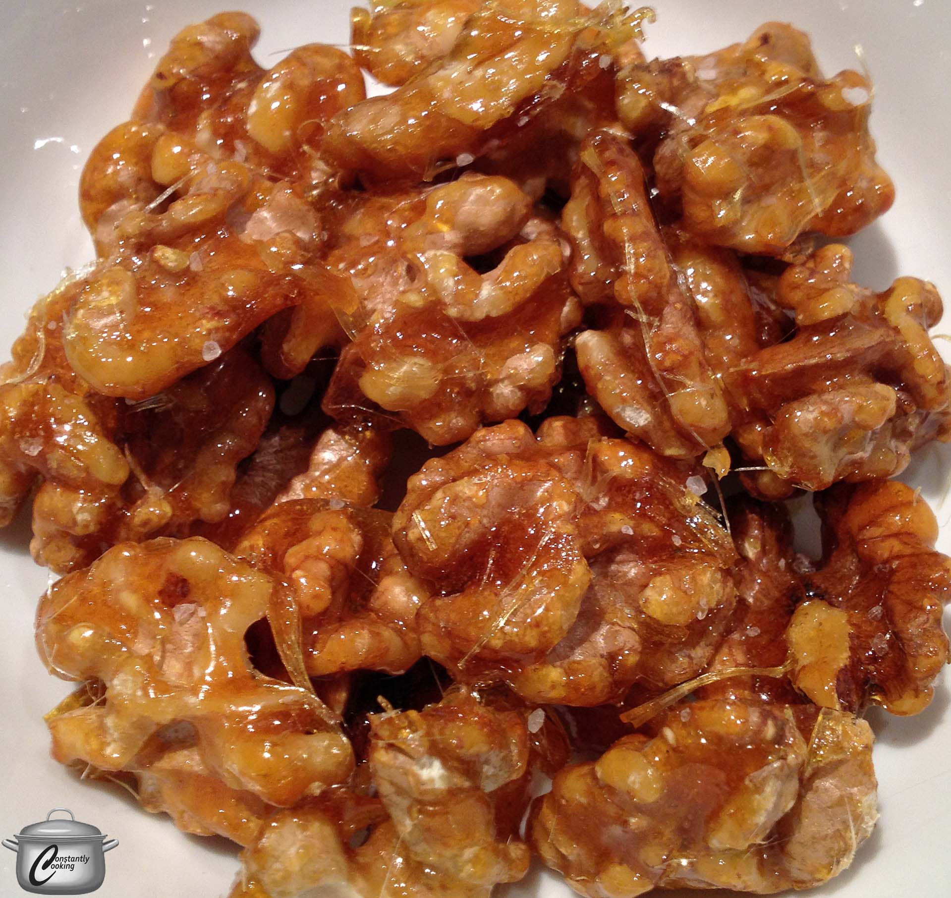 Candied Walnuts | Constantly Cooking