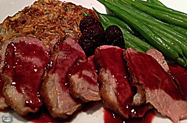 Many people mistakenly assume it's hard to prepare duck properly. It's actually quite easy and   makes for a very impressive meal.