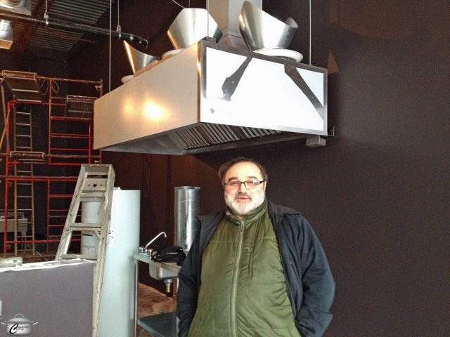 Richard Nigro's Hintonburg Kitchen will be a wonderful source of a wide range of freshly-prepared takeaway foods.