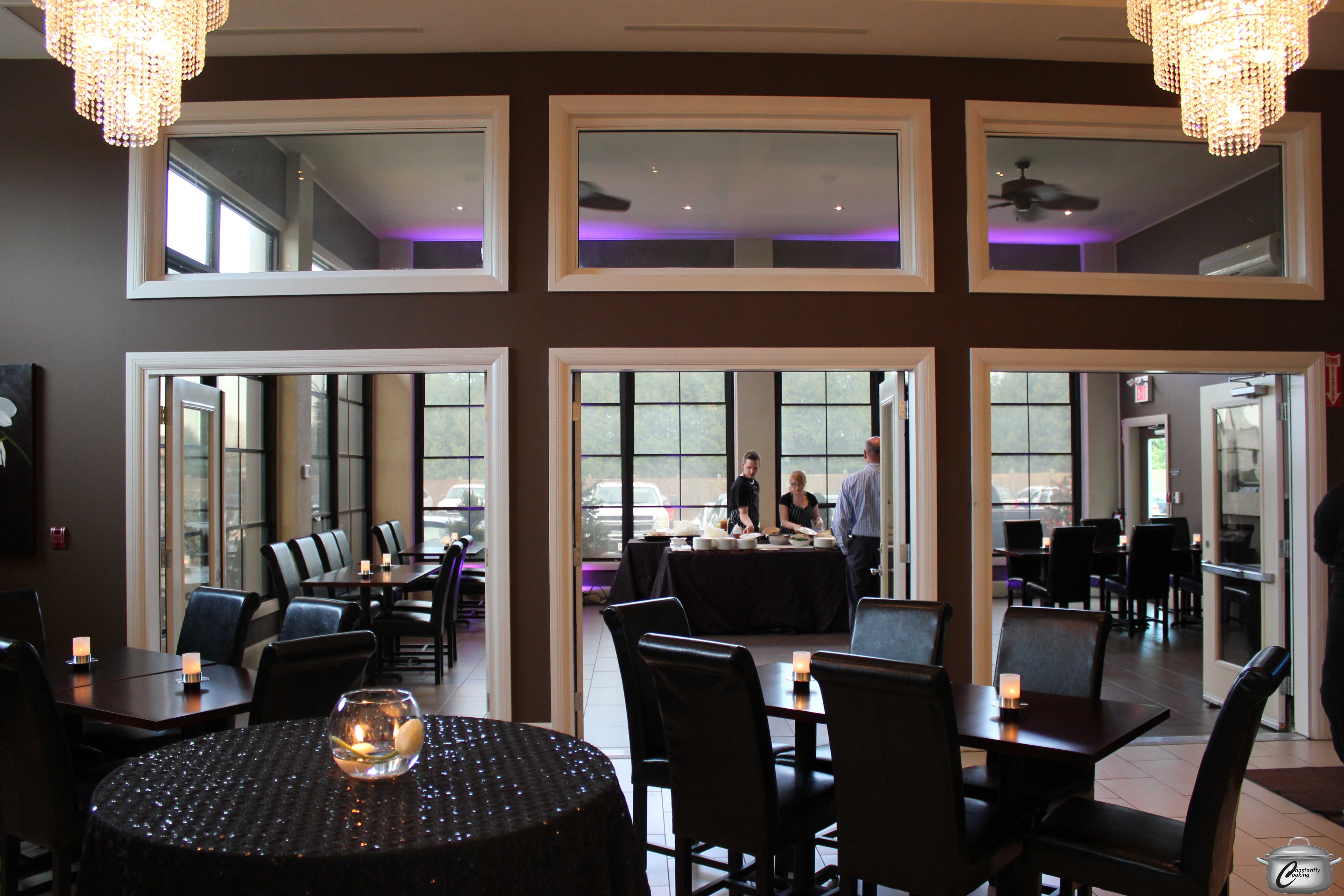 Next by michael blackie now open in stittsville a sneak for The restaurant