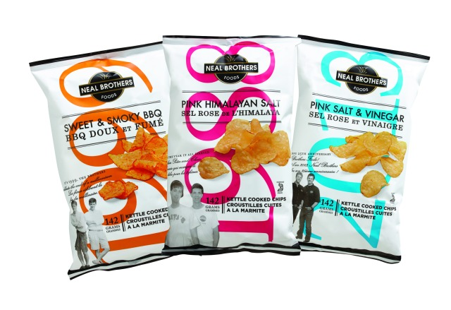 Snacks Neal Brothers Chips