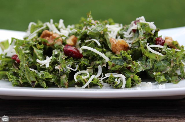 This easy-to-eat salad is quick to make and so tasty you just might forget how healthy it is!