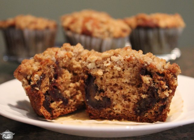 These nutritious muffins offer all the best flavours of date squares but are much less sweet.