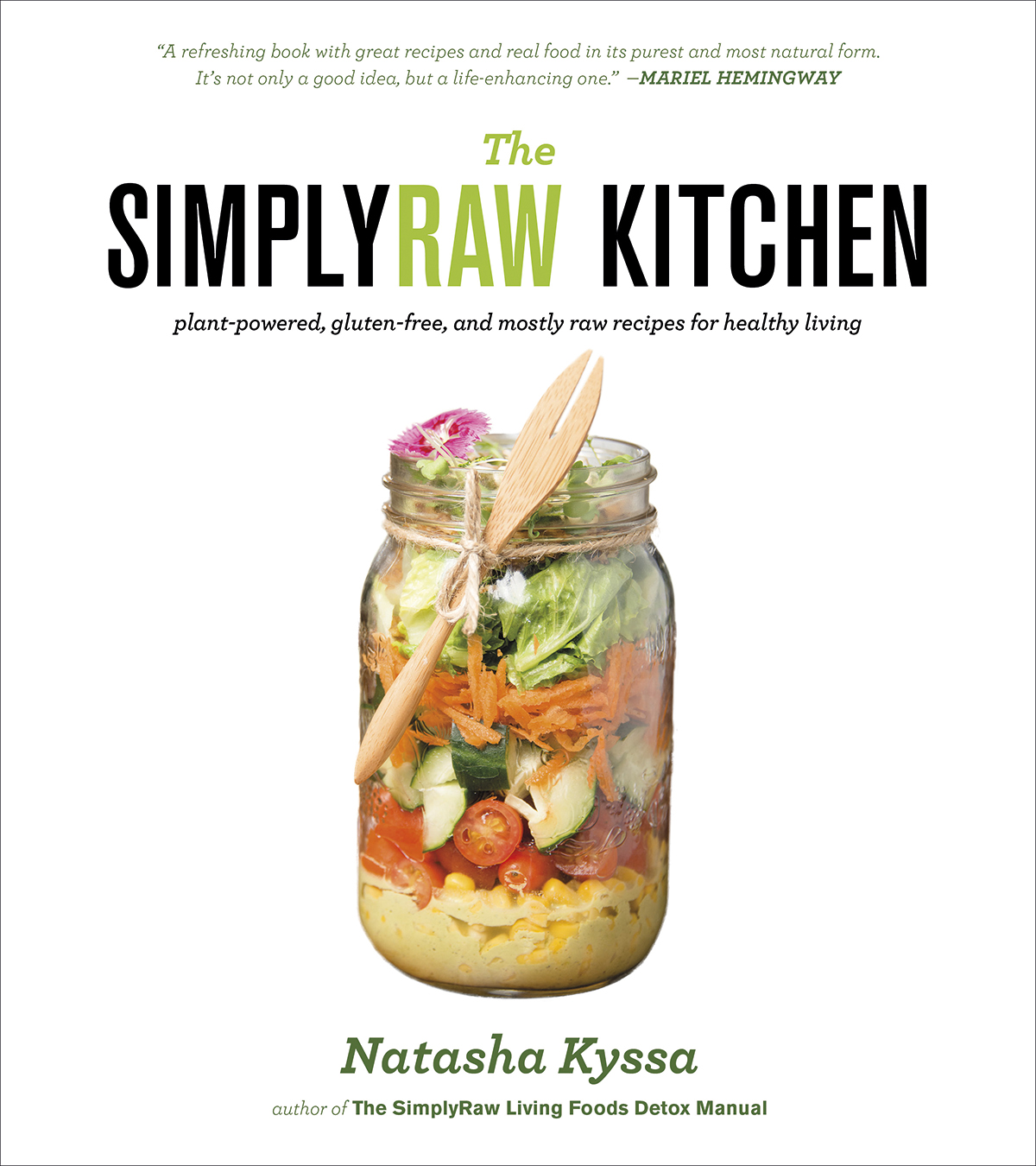 The simplyraw kitchen a cookbook review constantly cooking this just published cookbook contains a wealth of information and dozens of great recipes that forumfinder Gallery
