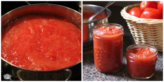 Homemade tomato sauce is so versatile as well as being much more flavourful than store-bought.
