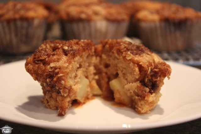 Fragrant with sugar and spice, these streusel-topped muffins are so tasty you might have a hard time eating just one.
