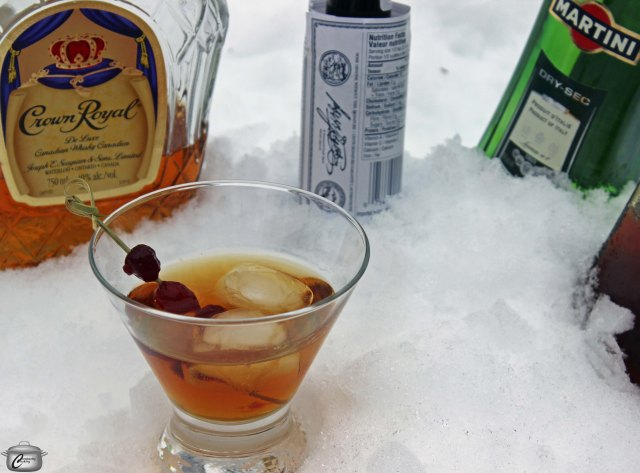 It doesn't take a lot of specialized ingredients or equipment to whip up this tasty drink.