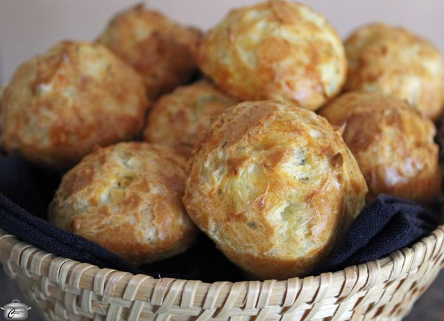 Light, crispy and savoury, these delightful cheesy puffs are a fantastic party food. They are as easy to make as they are to eat!