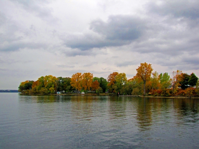 Prince Edward County is gorgeous all year round but perhaps at its finest in early autumn.