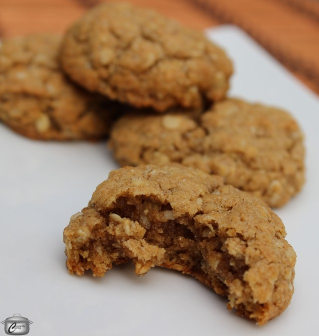 Cookies made with olive oil are delicious and nutritious!