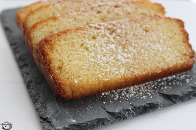 This cake-like eggnog loaf has a lovely crumb and delicious flavour.