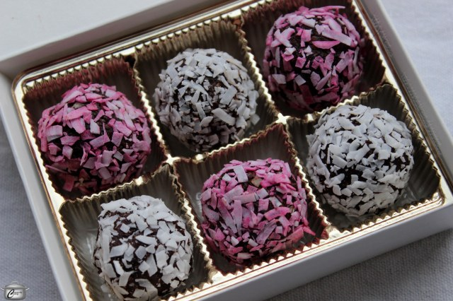 Creamy, chocolatey and with just the right amount of sweet, these gluten-free, vegan truffles are a satisfying, guilt-free treat.