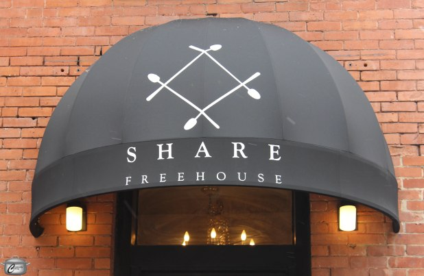 327 Somerset Street West is now home to Share Freehouse.