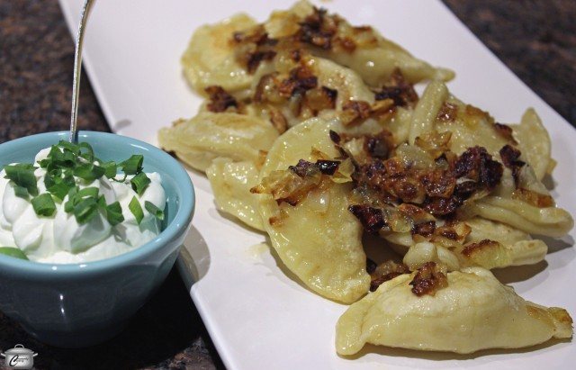 Homemade pierogies are vastly superior to the frozen ones available at many supermarkets.
