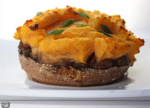 Vegetarian or Vegan Shepherd's Pie