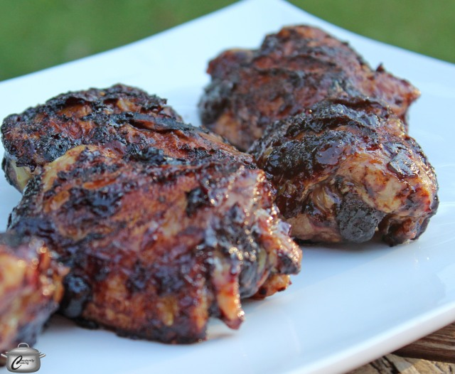 Cherry-BBQ-Sauce-Chicken-watermarked