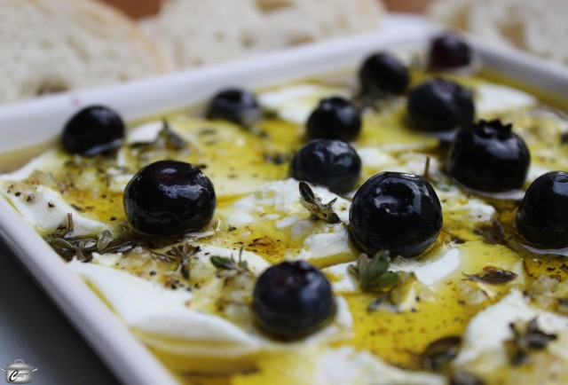 Marinated_Goat_Cheese_Pickled_Blueberries_Detail_watermarked