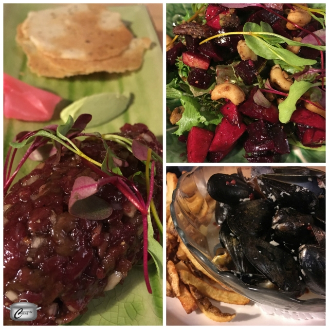 Gastronomic delights can be found at Sutton's Auberge Appalaches