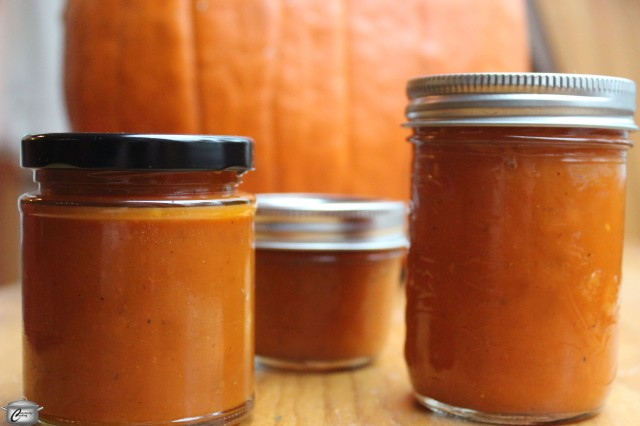 Spiced Pumpkin Spread