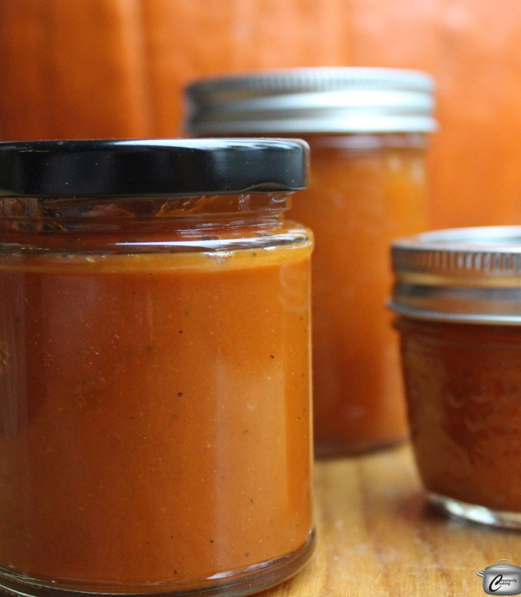 Recycle your jack-o'-lantern to make spiced pumpkin spread