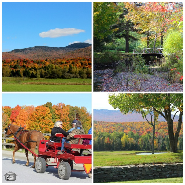 The backroads of the Eastern Townships yield many beautiful surprises