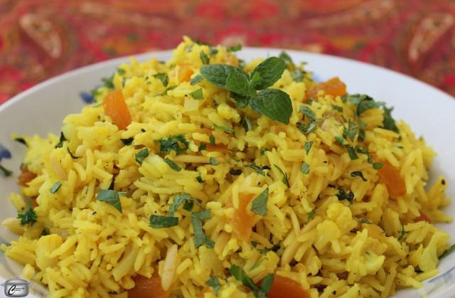 Fragrant Rice