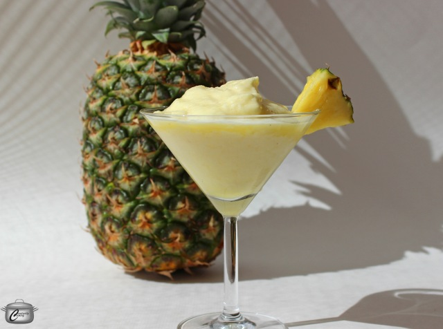 Light Pina Colada