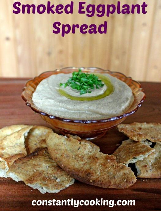 smoked eggplant spread