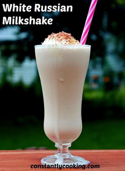 White Russian Milkshake