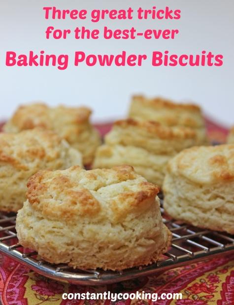 best ever baking powder biscuits