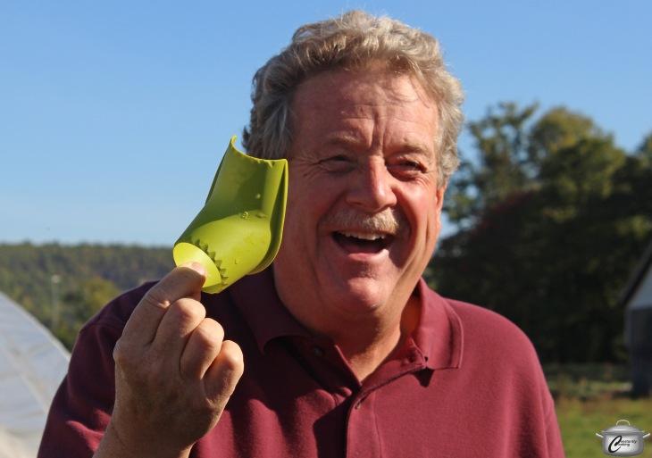 Stuart Collins Salanova lettuce