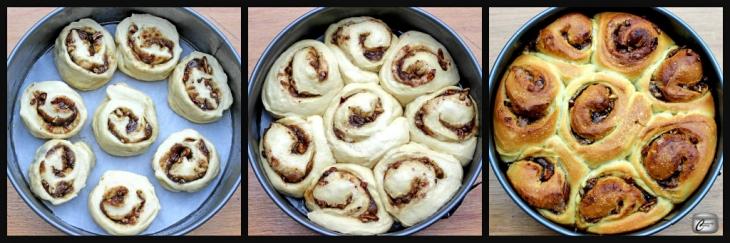 olive oil brioche dough cinnamon buns