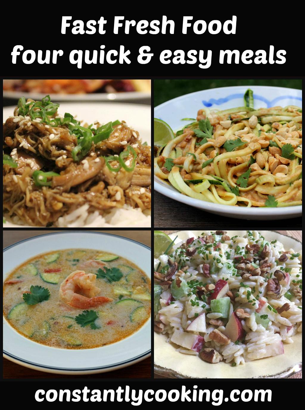 Healthy Fast Food In Ottawa