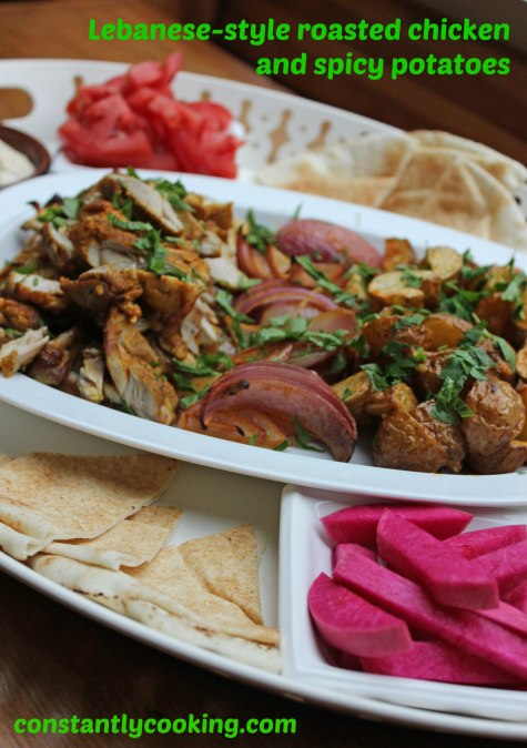 make shawarma style food at home