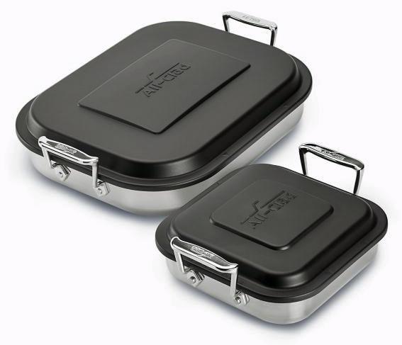 all-clad pan set