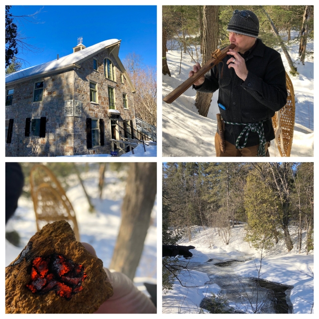 Our visit to the Mill of Kintail Conservation Area was fascinating thanks to the knowledge and storytelling skills of local expert Chad Clifford.