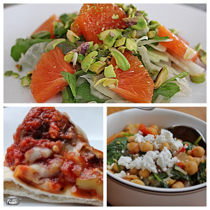easy and delicious Mediterranean-inspired recipes