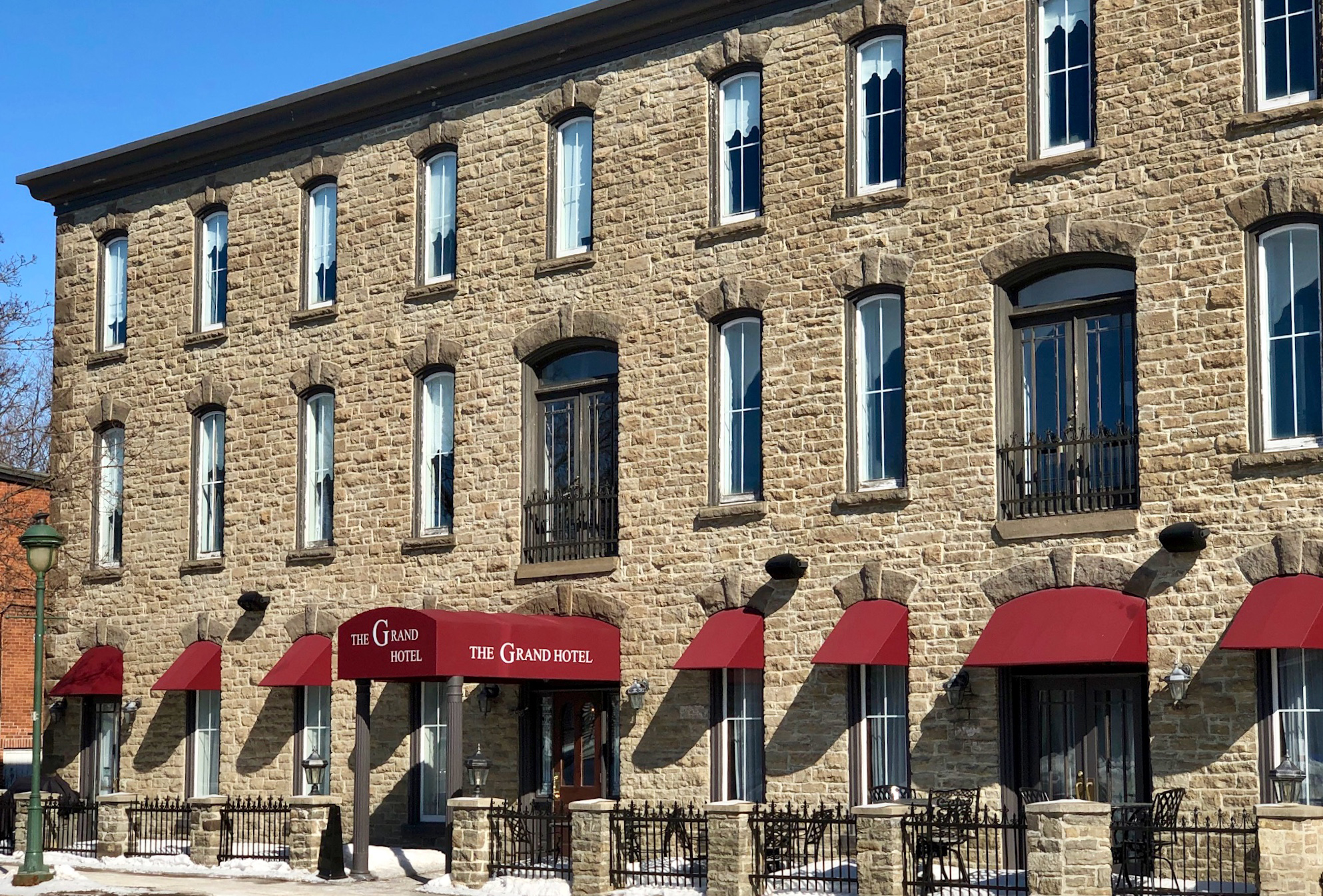 Carleton Place An Ideal Getaway Destination Constantly Cooking